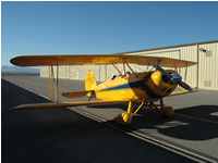 My new project is a Great Lakes 2T-1A-2, I purchased it in Phoenix Arizona G-GLII
